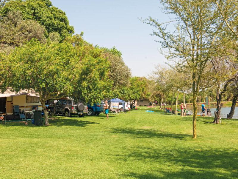 Klein Paradys Caravan Park